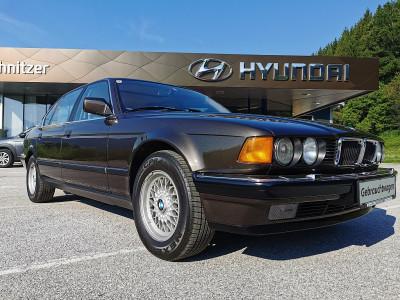 BMW 750i L Aut. bei BM || Schnitzer GesmbH in