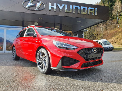 Hyundai i30 CW 1,5 T-GDI N-Line bei BM || Schnitzer GesmbH in