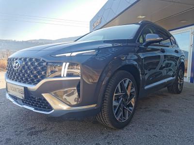 Hyundai Santa Fe 2,2Crdi DTC Luxury Line bei BM || Schnitzer GesmbH in
