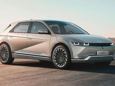 Hyundai IONIQ 5 BASE LINE bei BM || Schnitzer GesmbH in