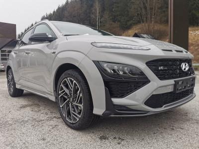 Hyundai Kona 1,0 T-GDi 48V 2WD N-Line bei BM || Schnitzer GesmbH in