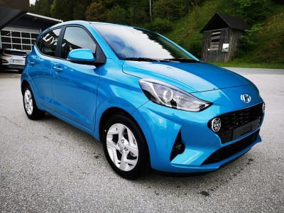 Hyundai i10 1,0 Level 3 bei BM || Schnitzer GesmbH in
