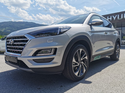 Hyundai Tucson 2,0 CRDI 4WD Level 6 Aut. bei BM    Schnitzer GesmbH in