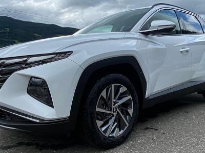 Hyundai Tucson 1,6 CRDI 2WD Smart Line bei BM    Schnitzer GesmbH in