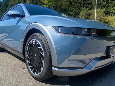 Hyundai Ioniq 5 Elektro Plus Line Long Range AWD Aut. bei BM || Schnitzer GesmbH in
