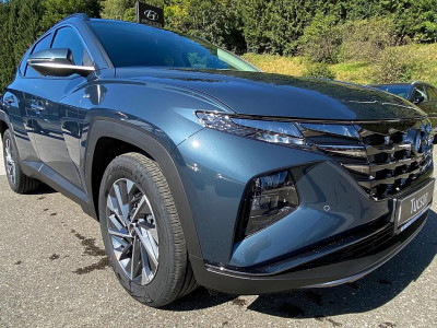 Hyundai Tucson 1,6 CRDI 4WD 48V Trend Line DCT bei BM || Schnitzer GesmbH in