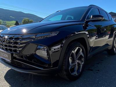Hyundai Tucson 1,6 CRDI 4WD 48V Prestige Line DCT bei BM || Schnitzer GesmbH in