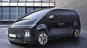 Hyundai Staria 2,2 CRDi Trend Line 4WD DCT Aut. bei BM || Schnitzer GesmbH in