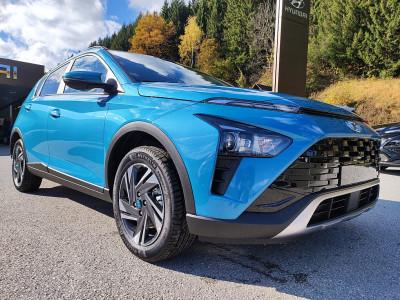 Hyundai Bayon 1,2 MPI i-Line Plus bei BM || Schnitzer GesmbH in